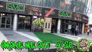 SMOKE ME OUT 2019! VLOG ( FULL CONCERT)