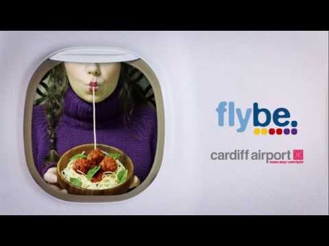 Flybe - Milan Ident ITV Wales Weather Sponsorship