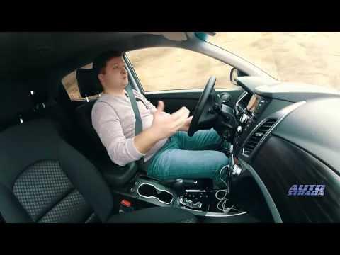 Test Drive SsangYong Korando facelift