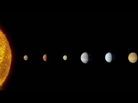 solar system after effects - photo #36