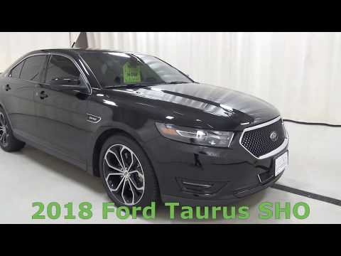 2018 Ford Taurus SHO Stock # P5586A