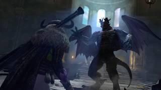 Dragon's Dogma PS4 - The Glass-Cannon Barbarian Warrior Build! (IRAKLIS)
