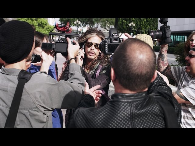 Can-Am Spyder: Steven Tyler Ultimate Escape