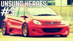 UNSUNG HEROES - #3 - The Citroen Xsara Picasso Cup