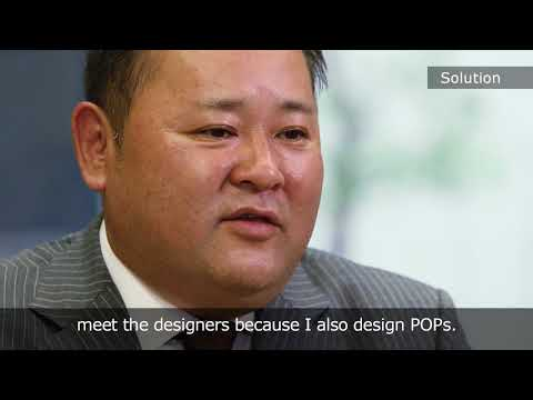 """Dai Nippon Printing"" Case Study"