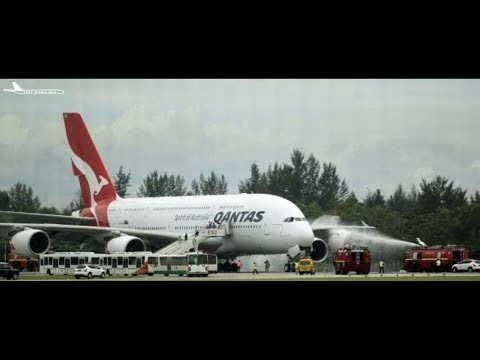 FS2004/FSX - Titanic in the Sky (Qantas Flight 32)