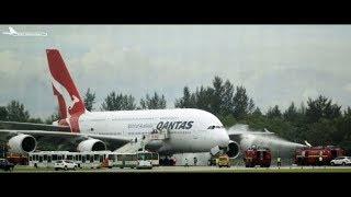 FS2004/FSX - Titanic in the Sky (Qantas Flight 32)