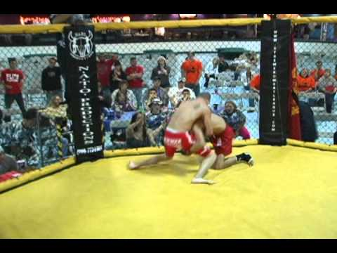 SMC ~ Southern Michigan Cagefighting~Patriot Games Nathen Long Vs Greg  Schaffer