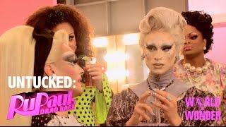 Untucked: RuPaul's Drag Race Episode 9 | Divine Inspiration