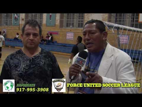 CHUNTA ZUAZO Y LA PELOTA PRESENTA A FORCE UNITED SOCCER LEAGUE