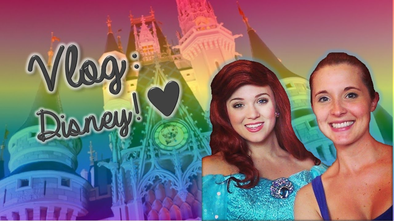 Vlog disney youtube for Sejour complet disney