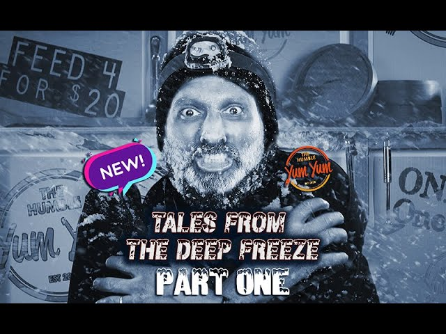 TALES FROM THE DEEP FREEZE! (PART 1) Feed 4 for under $20! ONE POT - ONE PAN