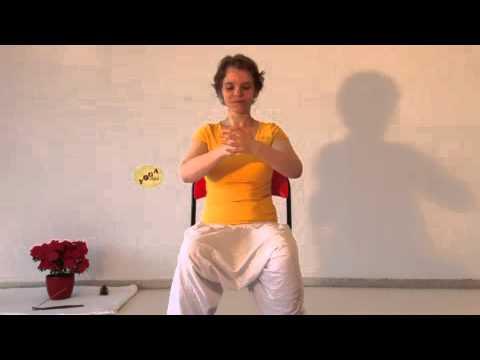 Yogatherapie - Yoga für die Gelenke