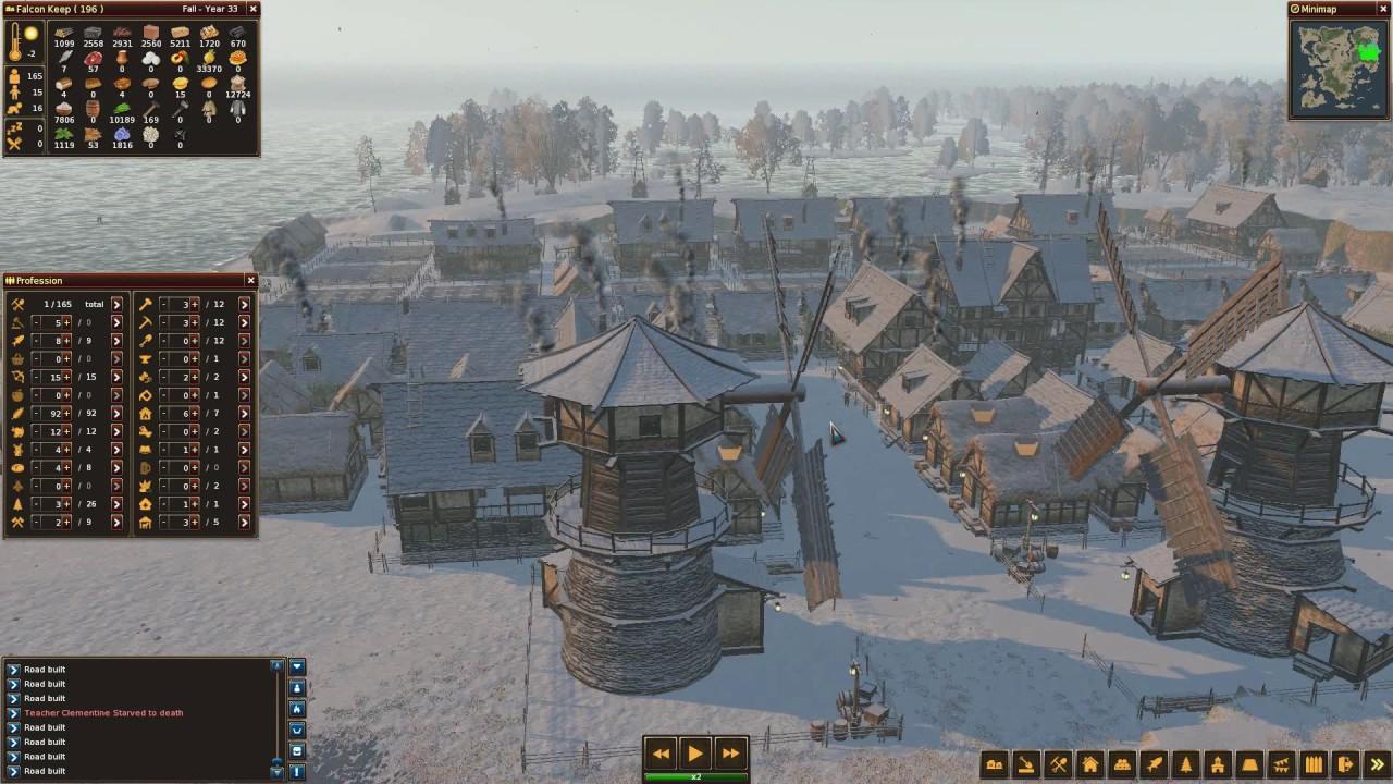 Life is feudal forest village интерфейс cs 1 6 скачать игру бесплатно для онлайн