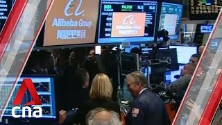 Alibaba chairman Jack Ma steps down, CEO Daniel Zhang succeeds