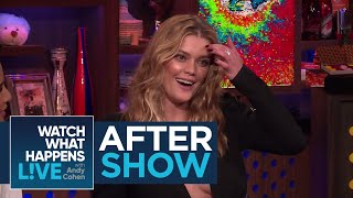 After Show: Nina Agdal Hated Losing On 'Lip Sync Battle' | WWHL