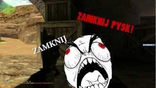 Counter Strike - Trolling (Troll Na Mikrofonie Odc. 1) Poland / MC Grzesio