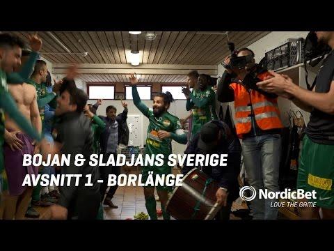 NordicBet presenterar: Bojan & Sladjans Sverige - EP1 - Borlänge