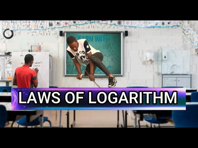 7 Laws of Logarithm | Mathematics