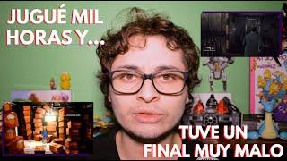Terribles Finales en Buenos Videojuegos (EN MI OPINIÓN)