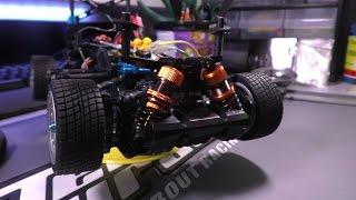 Fixing the Mini Project - Tamiya M05 Wheel Shake