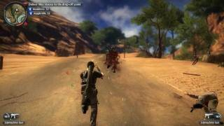 Just Cause 2 PC Gameplay HD