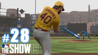 BUMGARNER HITS ONE A MILE! | MLB The Show 19 | Diamond Dynasty #28