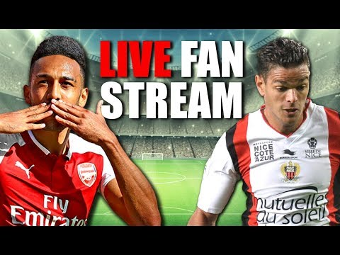 Arsenal 3-0 Rennes (4-3 agg)  Live Stream   The Football Terrace