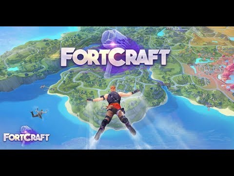 Fortcraft Gameplay Fortnite Mobile Clone Download Android Ios ᴴᴰ