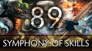 Dota 2 Symphony of Skills 89