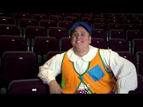 2014 - Jack and the Beanstalk - Victoria Theatre, Halifax - Meet the cast