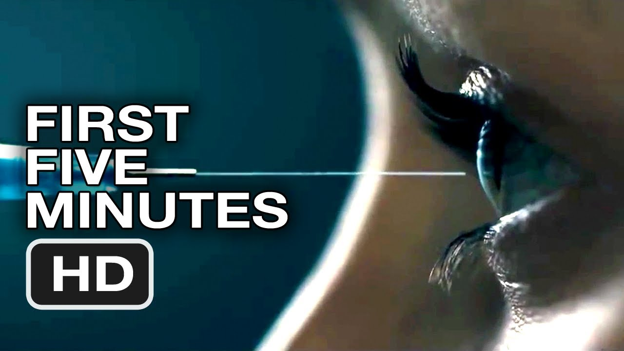 Download Lock-Out - Five Minutes of Action - Guy Pearce, Sci-FI Movie (2012) HD