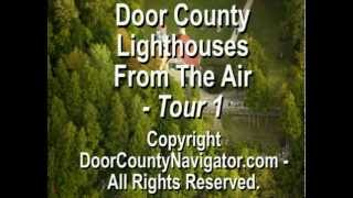 Door County  - Door County Lighthouses # 1