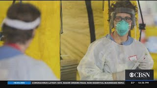 Medical Workers Forced To Wear…