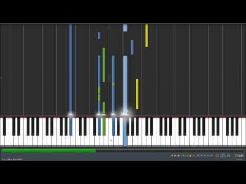 07-Ghost Ending Hitomi no Kotae [Piano cover]