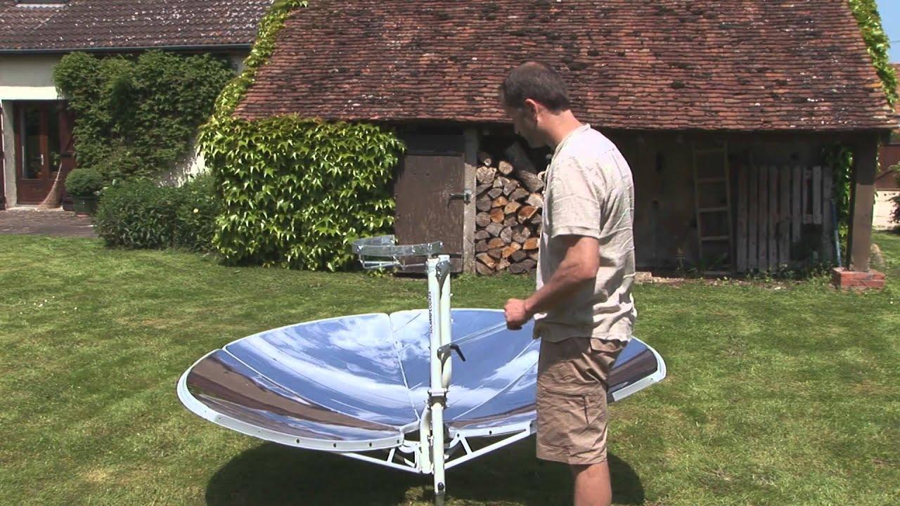 Cuiseur solaire solario cooker montage et utilisation for Alambic maison cocotte minute