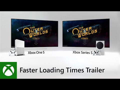 Xbox Series S - Loading Times Trailer