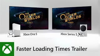 Xbox Series S  Loading Times Trailer