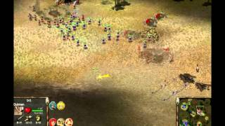 Empire Earth 1v1 Hard Match