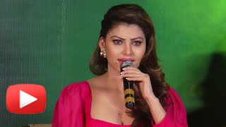 Great Grand Masti Movie Leaked : Actress Urvashi Rautela was in deep shock, cried badly on camera. Watch the video.