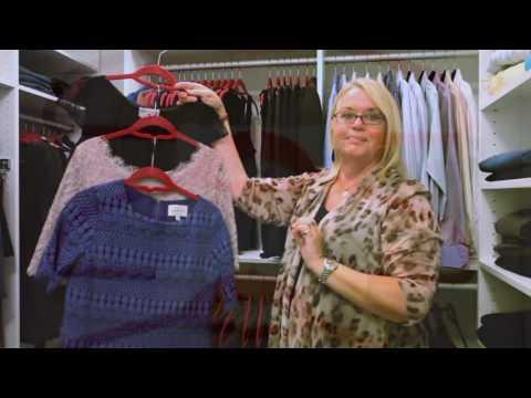 Jill Martin 60-Piece Hanger Set w/ Favorite Dress Jewelry Organizer on QVC