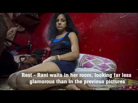 Inside Asia's largest red light district with hundreds of multi storey brothels home to prostitutes