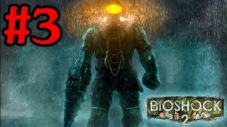 Bioshock 2 Big Brass Balls Walkthrough Part 3 Xbox 360 Gameplay