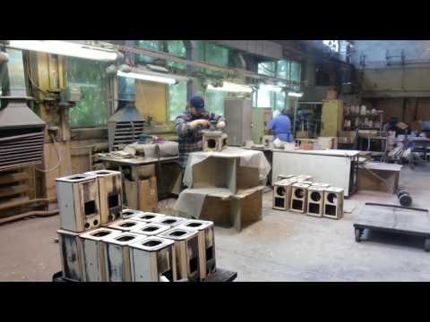 Как производят акустику на латышском заводе VEF Radiotehnika RRR