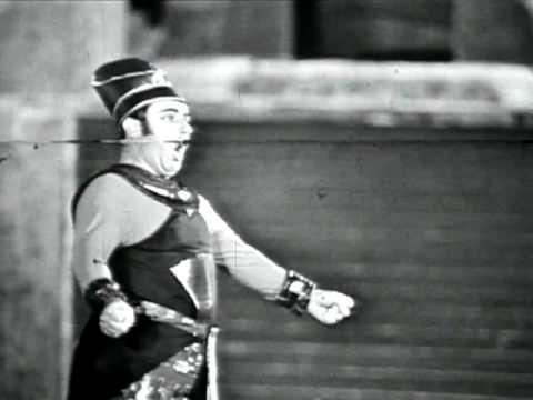 "Bergonzi ""Se quel guerrier...Celeste Aida"" 1966"