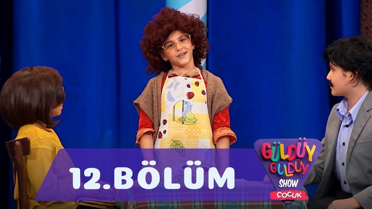 Güldüy Güldüy Show Çocuk 12.Bölüm (Tek Parça Full HD)