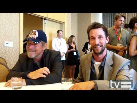 Falling Skies Season 2: Will Patton & Noah Wyle Interview