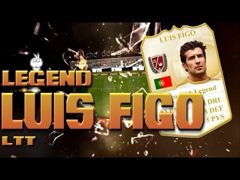 Kênh LTT   Review Luis Figo WL - FIFA Online 3