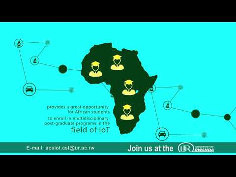 UR-CST-African Center of Excellence in Internet of Things (ACEIoT)