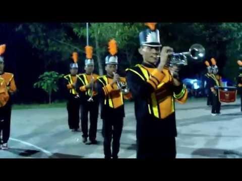 Drumband Gema Jokotole Part 1